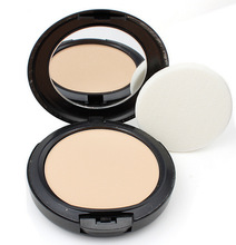 Wholesale- 1Pcs/Lot Professional Makeup STUDIO FIX POWDER PLUS FOUNDATION FOND DE TEINT POUDRS 15g face powder NC/NWstyle