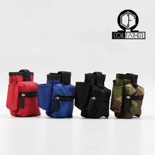Coil Father Pbag Vapor Pocket E Cigarette Case Double Deck For Rda Box Mod Battery Bag VS X6 X9 UD Vape Bag Vapesoon