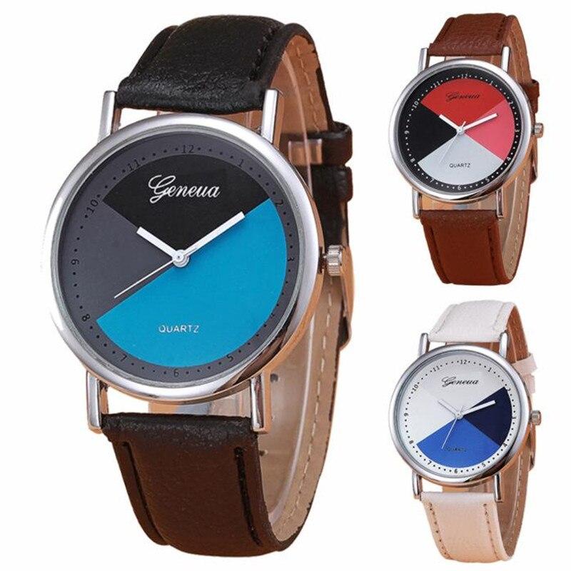 Irisshine i0651 brand luxury Unisex watch Couple gift New Mens Womens Retro Design Leather Band Analog Alloy Quartz Wrist Watch<br><br>Aliexpress