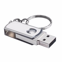 Memoria USB 2.0 Pendrive 128GB 128 GB USB Flash drive 64GB Pendrive 32GB 16GB 8GB Metal Keychain Memory Stick U Disk(China)