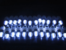 10pcs Pure White LED balloon light for paper lantern ball lamps for all balloon wedding party  decoration light underwater lamp