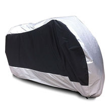XXL Silver Motorcycle Cover For BMW R1150GS Adventure R1200GS Adventure R1200RT / Honda Shadow Spirit Aero VLX VT750 VT1100 600(China)