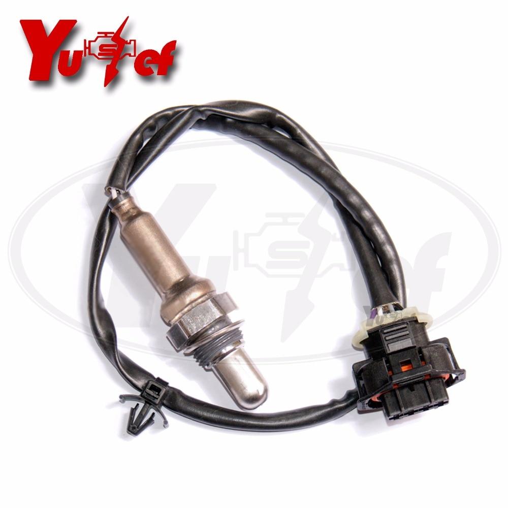 WAJ Oxygen Sensor 0258005235 Fits Opel Astra G CC Corsa C Vectra B Zafira 1.4