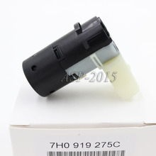 Free Shipping One Pair Car Rear/Front Parking Sensor PDC 7H0919275C For Audi A4 A6 S6 RS6 Car Parking Distance Control Sensor