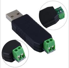 Smart Electronics USB to RS485 Converter Adapter Support Win7 XP Vista Linux Mac OS WinCE5.0 RS 485 RS-485(China)