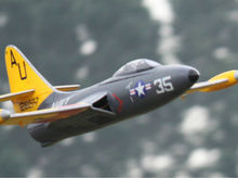 No Battery, Ducted Fan Jet F9F RTF RC Hobby Plane(Hong Kong)