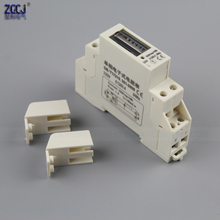 Counter display DDS type single phase Din energy meter 220V , 50Hz 5(20)A, 5(30)A, 10(40)A 0-99999.9kWh mini 1P din enery meter