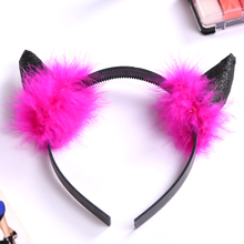 3pcs lovely mini devil headband fun bride to be girls on tour hen bridesmaid hair accessories bachelorette party wedding gift(China)