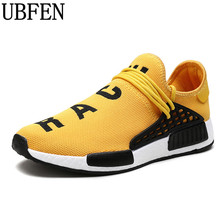 UBFEN 2017 Fashion Men Casual Shoes Lightweight Breathable Unisex Lovers Flat Canvas Shoes  Male Shoes Plus Size 35-47