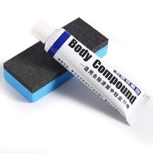 OEM Car Body Compound Paste Set for Removing Car Auto Vehicle Scratching Paint Care