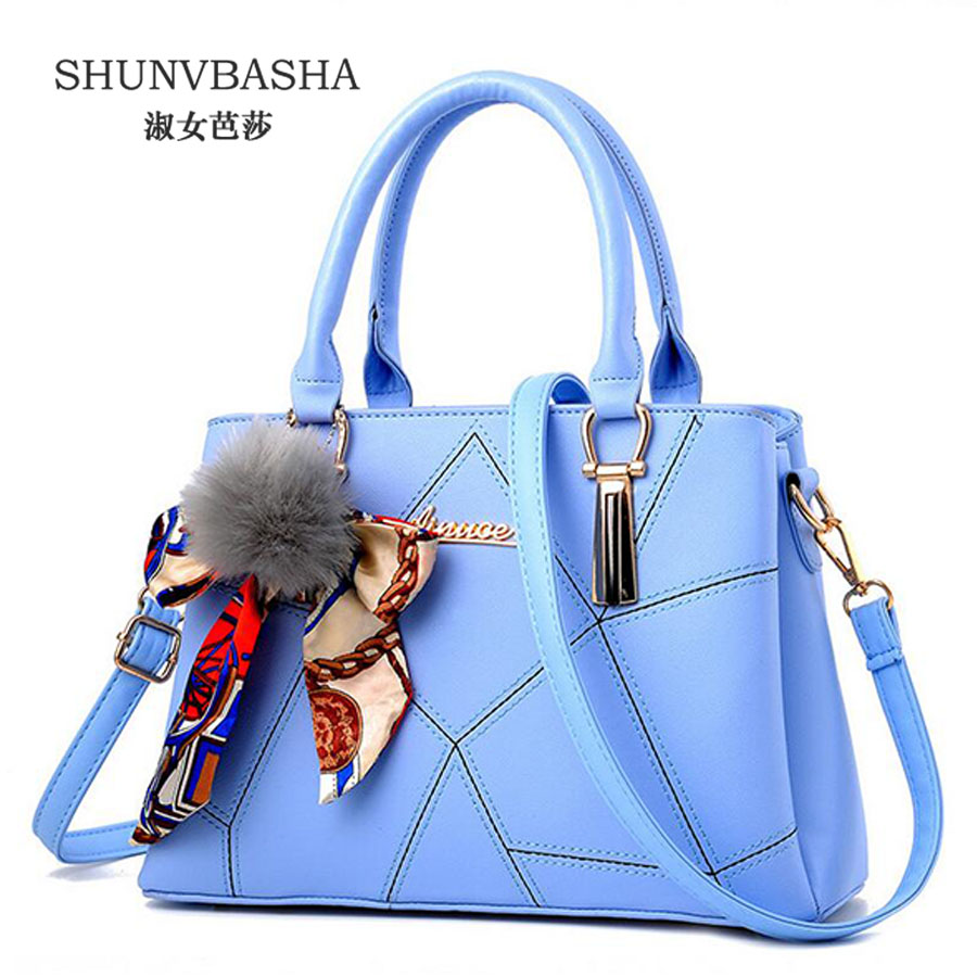 Women Sweet Shoulder Bags High Quality Handbags For Ladies Bolsa Feminina Deep Blue Messenger Bags Female Exquisite Tote 8423<br><br>Aliexpress