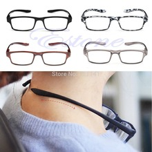 1 PC New Light Comfy Stretch Reading Glasses Presbyopia 1.0 1.5 2.0 2.5 3.0 Diopter Christmas Gifts(China)