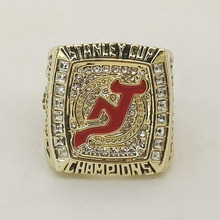 Cost Price NHL 2003 New Jersey Devils Stanley cup Hockey Sports Replica Championship Ring