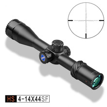 Discovery HS 4-14X44SF Tactical differentiation Stretch locking. Shock proof,water proof,Fog proof Riflescope