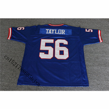 Mens 1990 Retro Lawrence Taylor Stitched Name&Number Throwback Football Jersey Size M-3XL(China)