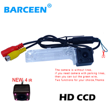 Car Rear View Camera FOR VW Passat B5.5 / Passat LingYu  / Reversing Park Camera / HD CCD Night Vision + Wide Angle