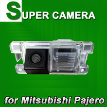 For Sony CCD USA Mitsubishi Pajero Car Autoradio Rear View Parking Camera Back Up Reverse camera waterproof for GPS