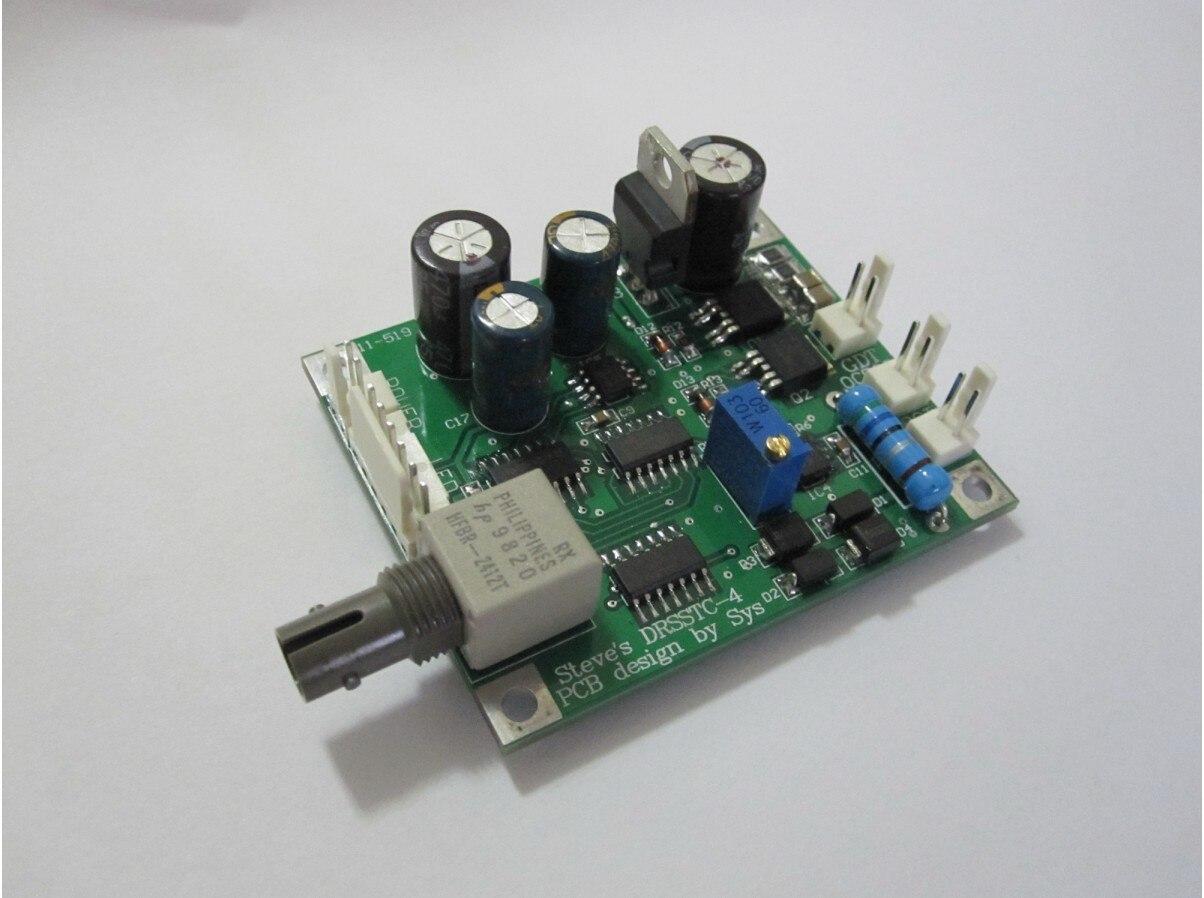 Tesla coil drive board DRSSTC drive board optical interface<br>