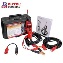 New Original Autel PowerScan PS100 Electrical System Diagnosis Tool Autel PS100 Power Scan PS100 Car Auto Circuit Tester(China)