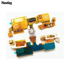 Original charger port USB charging port dock connector complete Ribbon cable For ZTE Blade V6 Mobile Phone Cable Replacement