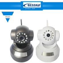 Bessky 1280X720p Network Wireless Ip Camera Security Video Surveillance 1.0mp WIFI Baby Monitor Two way Audio Support TF Card