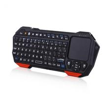 Mini Bluetooth Keyboard with Built-in Touchpad for Smartphone Laptop Tablet(China)