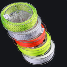 Maximumcatch Backing Fly Line 100Yards 30LB Double Color Backing Line Braided Fly Backing Line(China)