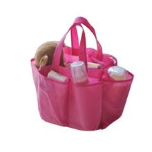 Cheap Price! Blue/Red Outdoor Travel Portable Bag Excellent Nappy Changing Water Milk Bottle Storage Pink(China)