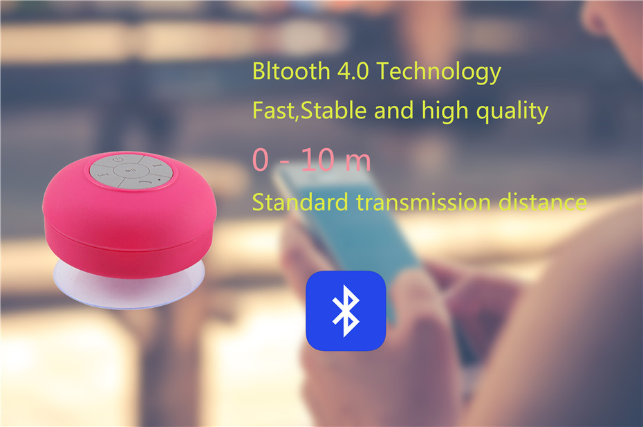 Mambaman Bluetooth Speaker Waterproof Shower Wireless Mini Portable Speakers for Xiaomi iPhone Handsfree Bluetooth Car Receiver (12)