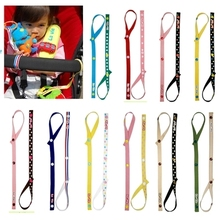 New Baby Toys For Mom Dad Fixed Stroller Tether Safety Seat Stroller Toys Bind Better Quality Wholesale Free Shipping