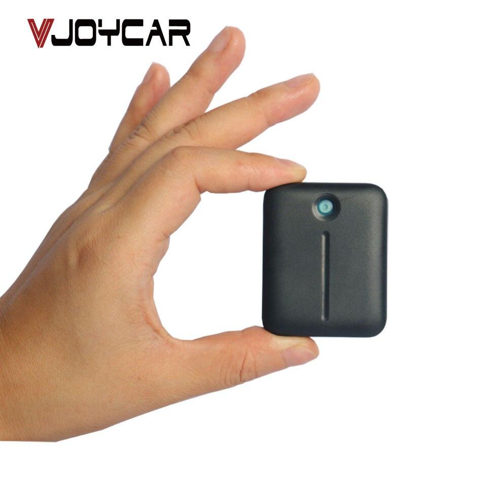 vjoycar small gsm gprs mini keychain gps tracker for kids pet camera bag bicycle senior car locator tracking free shipping