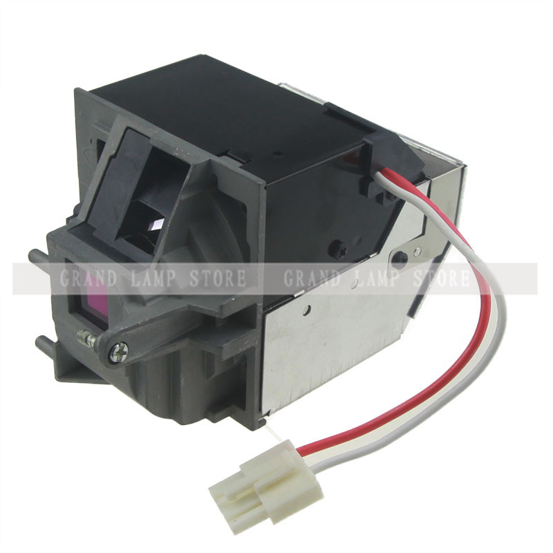 180 days warranty SP-LAMP-024 Compatible projector bare lamp for INFOCU S IN24/IN26/IN24EP/W240/W260 Happybate<br>