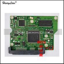 HENRYLIAN hard drive parts PCB logic board printed circuit board 100468303 3.5 SATA 250GB hard drive repair data recovery(China)