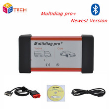 New Design CDP Two Board  Multidiag Pro+Bluetooth 2014.R2/R3 for Cars/Trucks Auto OBD2 Diagnostic Scan Tool TCS CDP PLUS