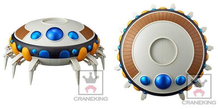 Banpresto Dragon Ball Z Action Figure Dragon Ball Freezas Spaceship MEGA WCF Model Toy Figures Bolas De Dragon Figuras DBZ<br><br>Aliexpress