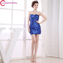 haotaitai Party Dress Natural Sequined Cocktail Dresses. US  153.00   piece Free  Shipping 31ba76e6e2c7
