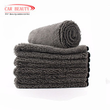 5pcs/lot 45x38cm High quality Soft Microfiber Towel Car Cleaning Wash Clean Cloth Car Care Microfibre Wax Polishing Towels