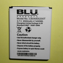 Retail BLU C604905200T Original Mobile Phone Replacement Battery For BLU Studio 5.0 D530 D530A Smart Phone Batery