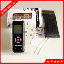TL-101 Large LCD Differential Pressure Manometer Gauge with 11 Measurement selectable units Digital Piezometer(China)