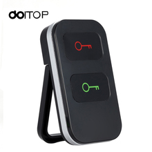 DOITOP Anti-lost Smart Finder Wireless Remote Control Transmitter 2 Key Chain Anti-lost Device Car Key Locator Phone Key lock