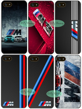 For BMW M Series M3 M5 case for iphone X 4 5s SE 5c 6s 7 8 Plus Samsung s3 s4 s5 mini s6 s7  edge plus Note 3 4 5 8