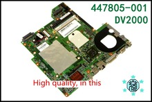 KEFU FOR HP DV2000 Laptop Motherboard 447805-001 DDR2(China)