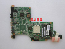 595135-001 for hp Pavilion DV6-3000 laptop motherboard DV6 NOTEBOOK integrated DA0LX8MB6D1 REV:D 100% TESTED free shipping(China)