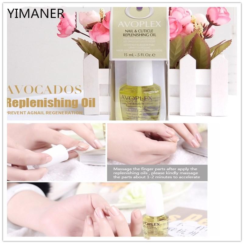 1pc Nourishment Oil Nail Cuticle Processing Tools Nutritional Nail Polish Oil UV Gel Nail Treatment Nail Care Fruit Handcream 1