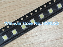 50pcs LG Innotek LED LED Backlight 2W 6V 3535 Cool white LCD Backlight for TV TV Application