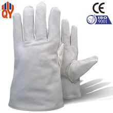 Free Shipping Best Selling Products D Grade White Grain Pigskin Leather Men Driver Gloves(China)
