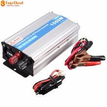USB 1500W Watt DC 12V to AC 220V Portable Car Power Inverter Charger Converter Adapter DC 12 to AC 220 Modified Sine Wave(China)