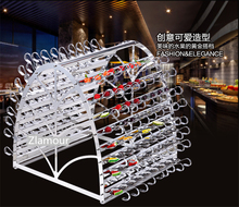 Stainless steel spoon holder Fruit tray Dessert buffet rack fruit 144 head Snack stand catering product restaurant buffet chafer