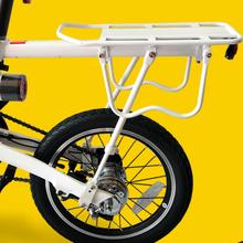 Xiaomi Qicycle EF1 Smart Electric Scooter Foldable Bike E-Bike Bicycle Rear Back Seat Rack Travel Luggage Carrier