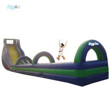 Free Shipping Giant Inflatable Slip And Slide Fun Inflatable Slip n Slide The City Water Park For Kids And Adult(China)